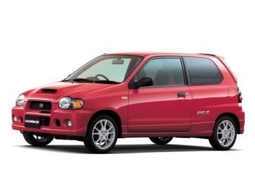 Suzuki Alto V Хэтчбек 3 дв. Works