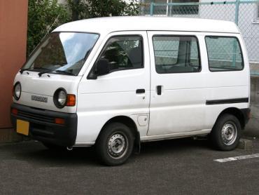 Suzuki Carry IX Микровэн