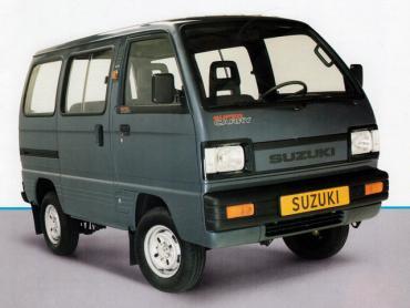 Suzuki Carry VIII Микровэн