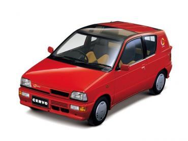 Suzuki Cervo III Хэтчбек 3 дв.