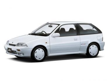 Suzuki Cultus II Хэтчбек 3 дв.