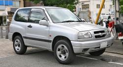 Suzuki Escudo II Внедорожник 3дв.