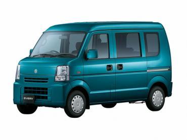Suzuki Every V Микровэн