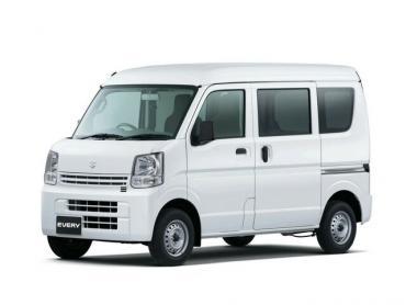 Suzuki Every VI Микровэн