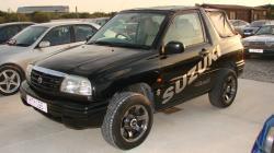 Suzuki Grand Vitara II Рестайлинг Внедорожник открытый