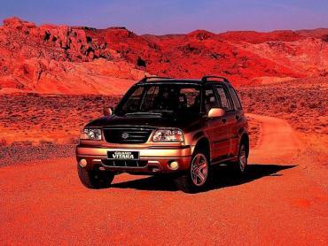 Suzuki Grand Vitara II рестайлинг Внедорожник 5 дв.