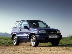 Suzuki Grand Vitara II Внедорожник открытый