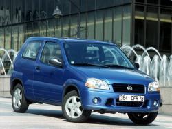 Suzuki Ignis Хэтчбек 3дв.