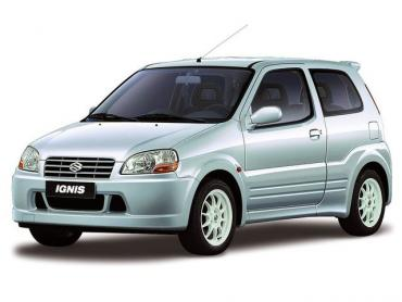 Suzuki Ignis I (ht) Хэтчбек 3 дв. Sport
