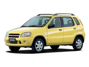 Suzuki Ignis I (ht) Хэтчбек 5 дв.