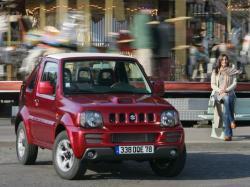 Suzuki Jimny III Рестайлинг 1Внедорожник открытый
