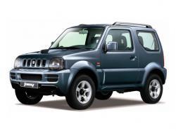 Suzuki Jimny III Рестайлинг 2