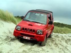 Suzuki Jimny III Внедорожник открытый