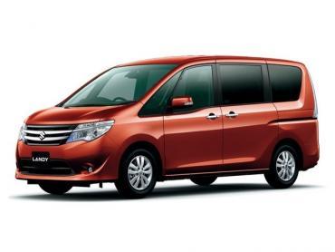 Suzuki Landy II Рестайлинг Минивэн