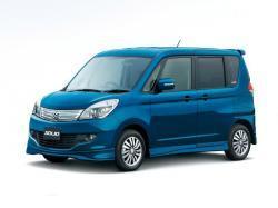 Suzuki Solio II