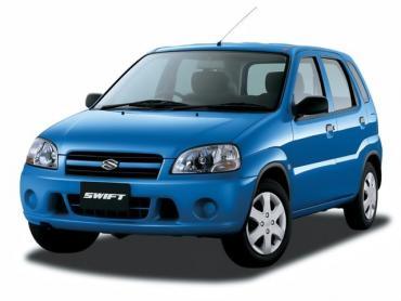 Suzuki Swift I (japan) Хэтчбек 5 дв.