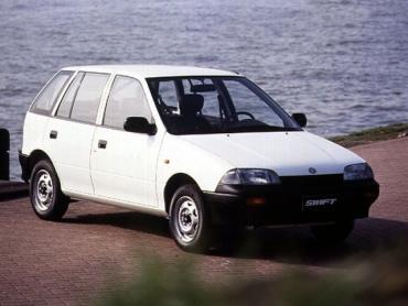 Suzuki Swift II Хэтчбек 5 дв.