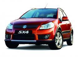 Suzuki SX4 I (Classic) Хэтчбек 5дв.
