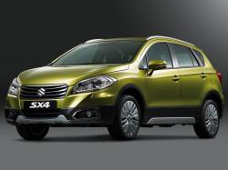 Suzuki SX4 II (S-Cross)