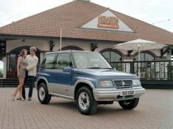 Suzuki Vitara I Внедорожник 3дв.