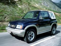 Suzuki Vitara I Внедорожник открытый