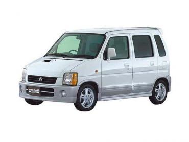 Suzuki Wagon R I Хэтчбек 5 дв. Wide