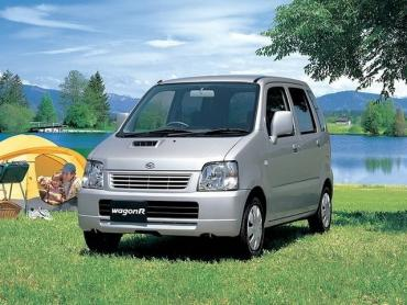 Suzuki Wagon R II Хэтчбек 5 дв.