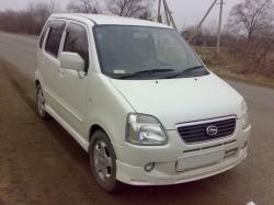 Suzuki Wagon R II