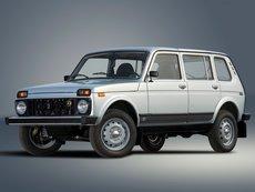 ВАЗ (Lada) 2131 (4x4)