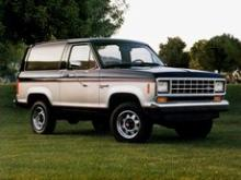 Ford Bronco-II
