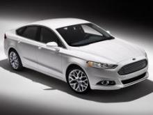 Ford Fusion (North America)