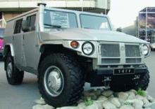 ГАЗ 2330 «Тигр»