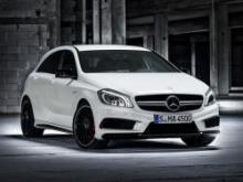 Mercedes-Benz A-klasse AMG