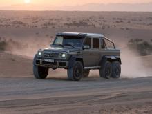 Mercedes-Benz G-Класс AMG 6x6 W463