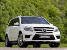 Mercedes-Benz GL-klasse AMG