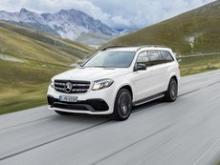 Mercedes-Benz GLS-klasse AMG