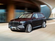 Mercedes-Benz Maybach GLS I