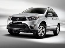SsangYong Nomad