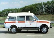 ВАЗ 2131 (4x4)