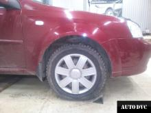 Увеличение клиренса Chevrolet Lacetti