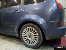 Увеличение клиренса Ford C-Max
