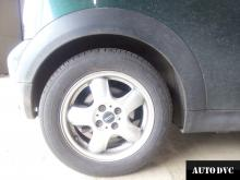 Увеличение клиренса Mini Cooper MINI Hatch II