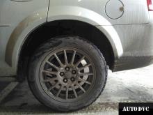 Chrysler Sebring II увеличение клиренса