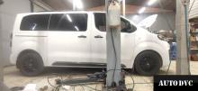 Peugeot Traveller - Citroen SpaceTourer увеличение клиренса
