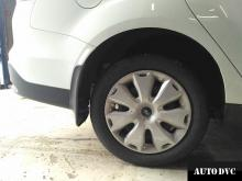 Ford Focus увеличение клиренса