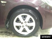Hyundai Solaris увеличение клиренса