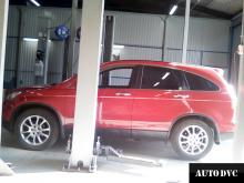 Honda CRV увеличение клиренса