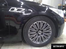 Kia Quoris Hyundai Equus увеличение клиренса установка проставок