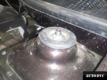 Lada Largus увеличение клиренса