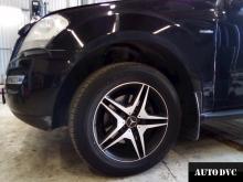 Mercedes-Benz M-klasse увеличение клиренса